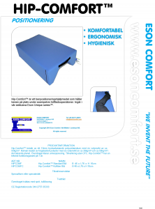 Hip-Comfort™ - Höftledskudde