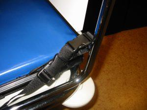 1st-Comfort™ - Säkerhetslösning för akutvagnsmadrass