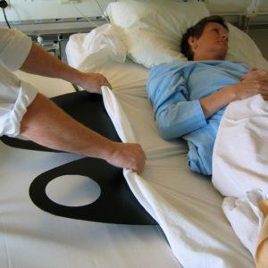 BedSlide™ Ellipsformad glidskiva
