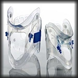Clear Collar® - Nackkrage för immobilisering