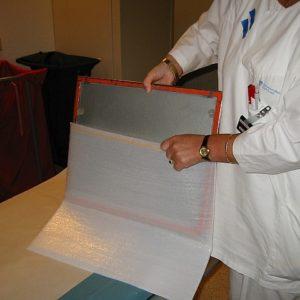 ThoraBag™ - Engångs fodral för röntgenkassett