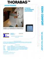 ThoraBag™ - Fodral för röntgenkassett