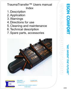 Bild till manual för TraumaTransfer™