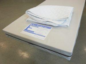 Bild till madrass med extra skydd